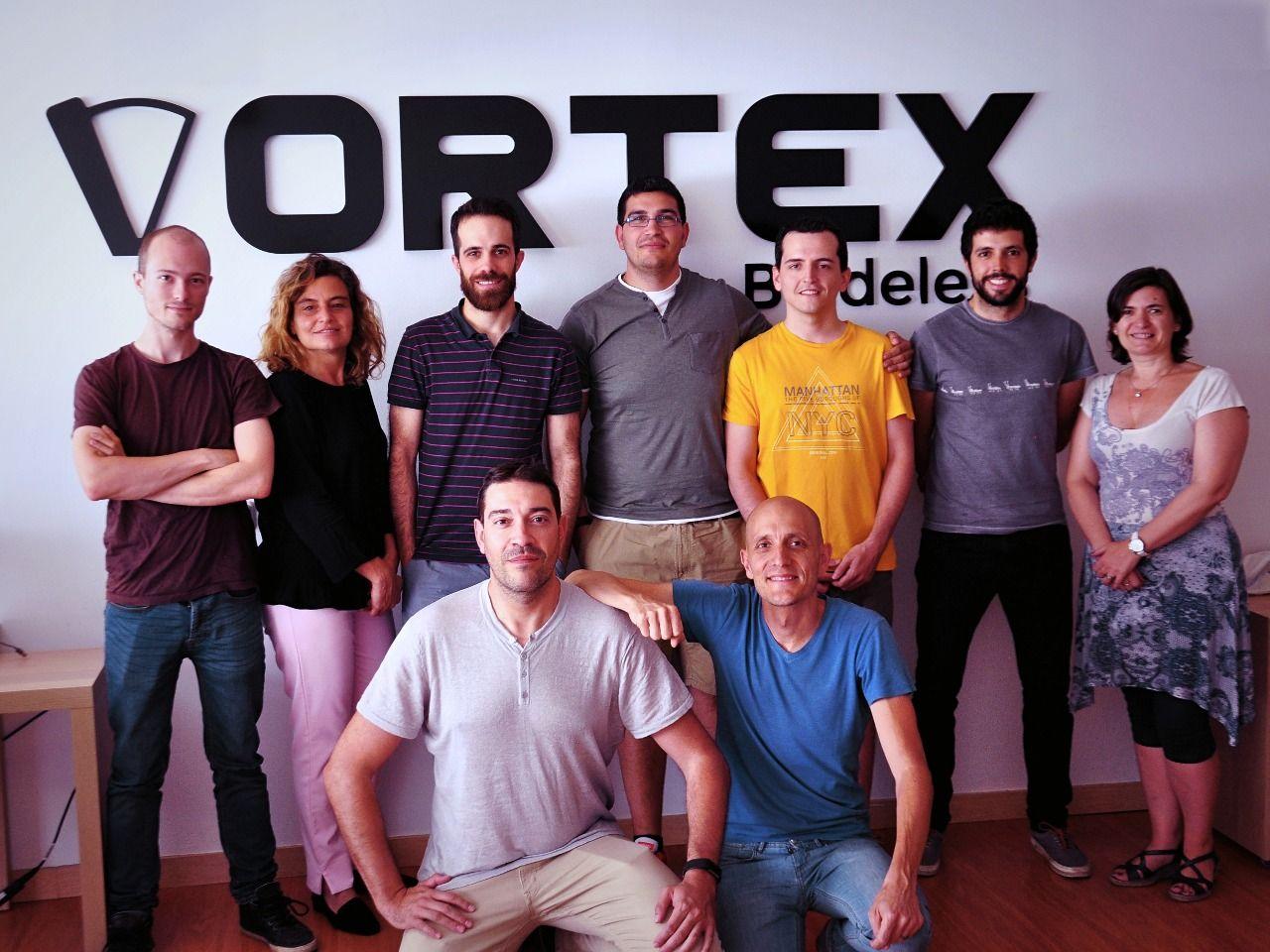 Vortex Bladeless team