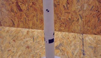 vortex bladeless nano wind tunnel